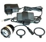 Lámpa első Velotech Ultra 500