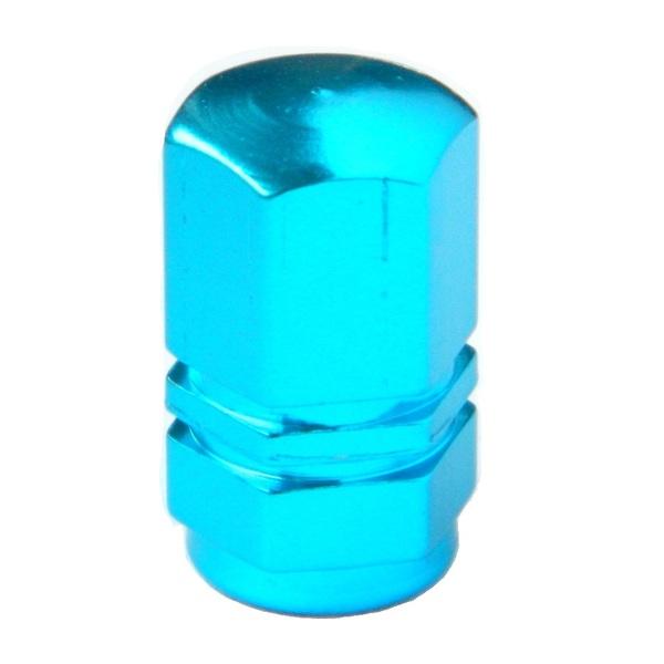Szelepsapka alu HEXA kék