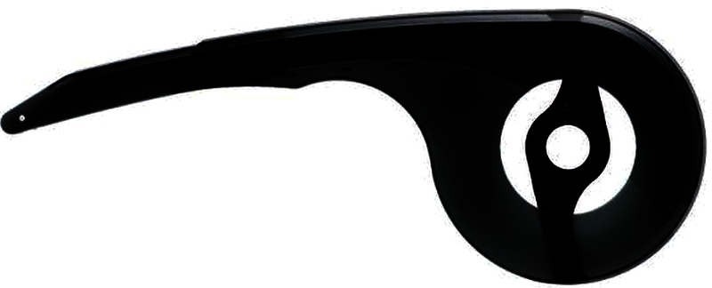 Láncvédő Peruzzo műanyag 46T fekete
