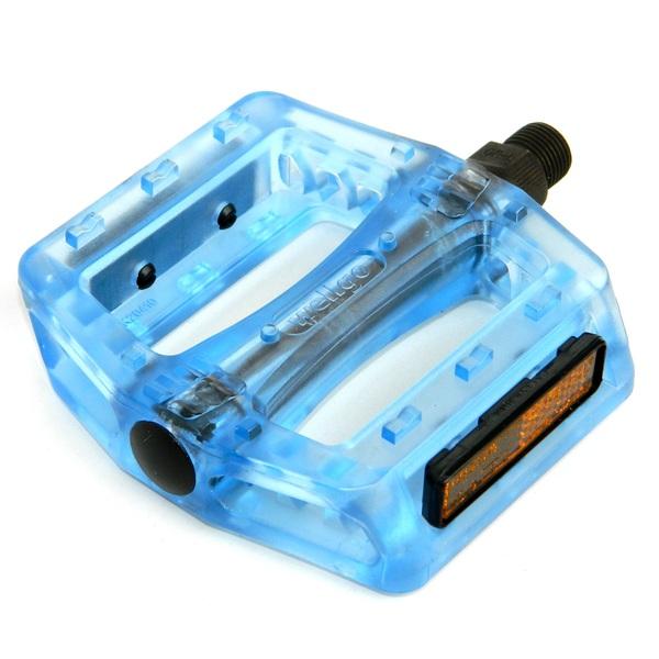 Pedál Wellgo B107P kék