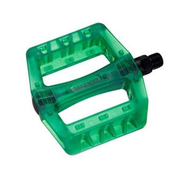 Pedál Wellgo B107P zöld