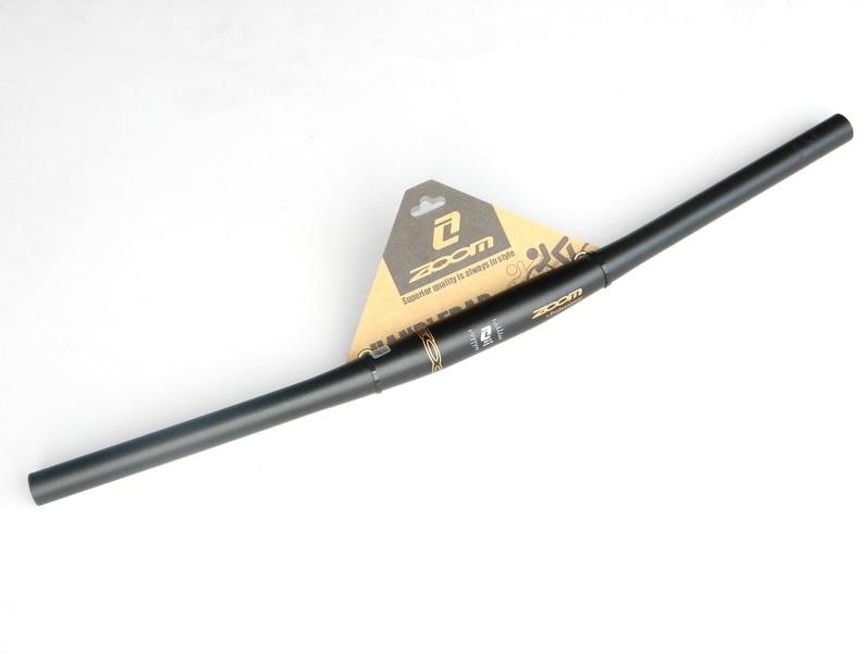 Kormány ZOOM alu egyenes 680mm 31,8
