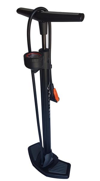 Pumpa Velotech műhely nyomásmérő
