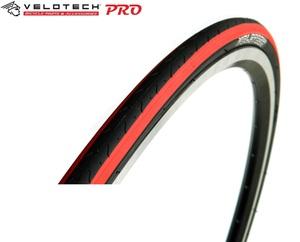 VELOTECH Speed 700x23C piros
