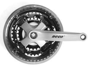NECO 48/38/28T acél szürke