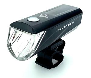 Lámpa első Velotech 3W elemes