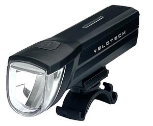 Lámpa első Velotech SMD USB