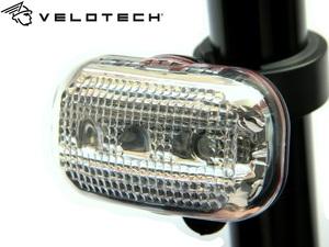 Villogó első VELOTECH 3 LED