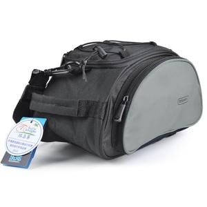 Csomagtartó táska fekete