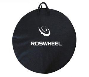 Kerék táska fekete