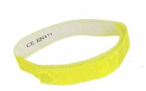 Fényvisszaverő karpánt UVsárga